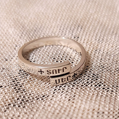 MARASH Give Love ring