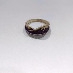 """Handmade ring """"Masis"""""""