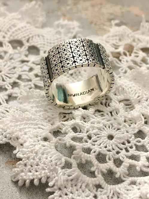 Janiak Sterling Silver Ring by Muradian