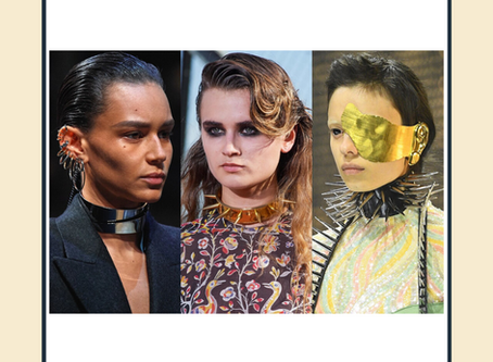 Jewelry trends in Fall-Winter 2019/2020