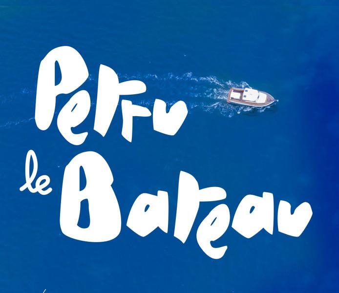 Logo Petru le bateau_sortie privatisée_golfe_Ajaccio