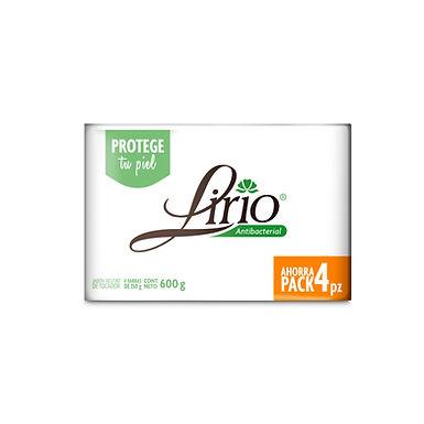 Jabón de Tocador Lirio Bath & Spa Aroma Coco
