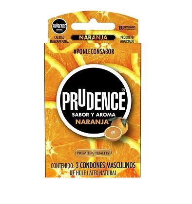 Prudence Sabor y Aroma Naranja