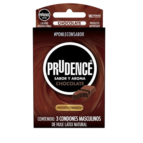 Prudence Sabor y Aroma Chocolate