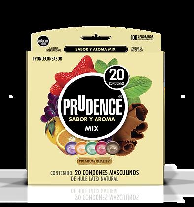Prudence Sabor y Aroma Mix 20