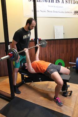 Gray Godwin personal training