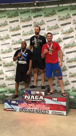 Gray Godwin NAGA Champ 2014