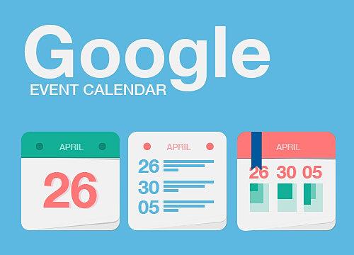 Google Event Calendar Overview | Wix App Market | Wix.Com