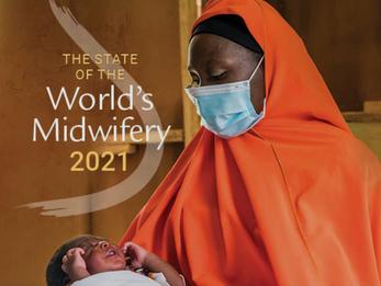 El nuevo informe del estado de la matronería en el mundo 2021 cifra una escasez de 900.000 matronas