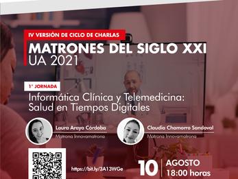 Noticia: Innova Matrona se presentará en charla de la Escuela de Obstetricia de la U. de Antofagasta