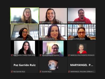 Noticias: Innova Matrona participa en charla de la Escuela de Obstetricia de la U. Diego Portales