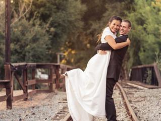 Wedding at Old Poway Park | SAN DIEGO WEDDING PHOTOGRAPHER