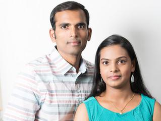 Happy Engagement with Shravan