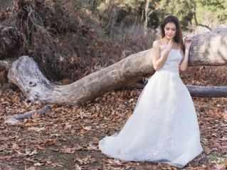 Wondering in the woods | SAN DIEGO WEDDING PHOTOGRAPHER