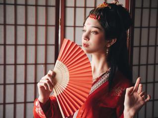 Chinese traditional dress, Hanfu~~~
