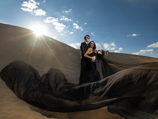 Glamis Wedding---ready for your Halloween
