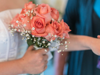 Duc and Trang: wedding at the chapel