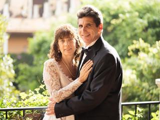 25 year Anniversary with Rhonda and Ed