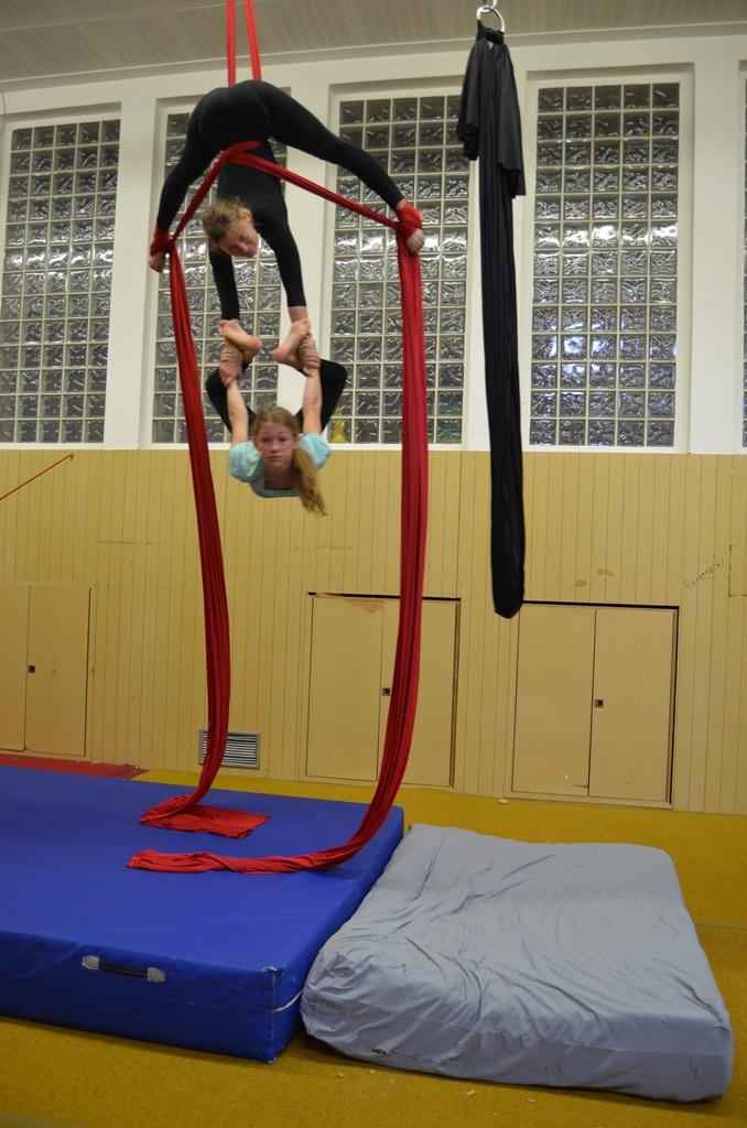 Svitlana (trainer) und Silia