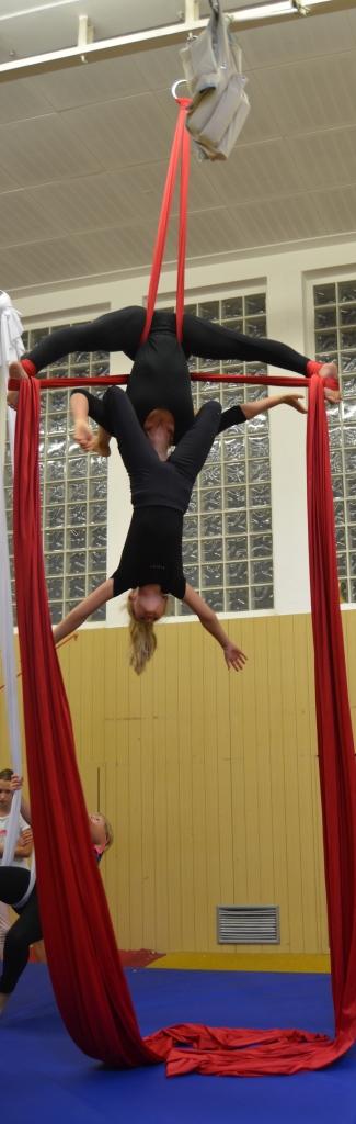 Svitlana (trainer) und Victoria
