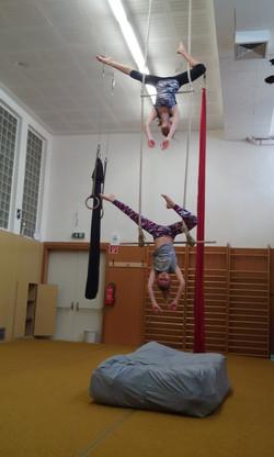 Verina and Nicole