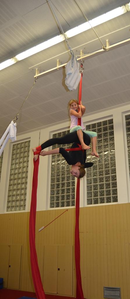 Svitlana (trainer) und Hannah