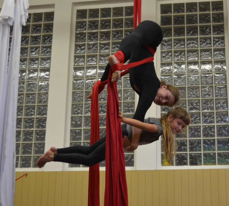 Svitlana (trainer) und Valentina