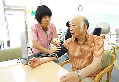 血圧検査・バイタルチェック