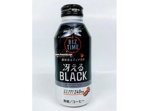 POKKA無糖黑咖啡(400gx24支)