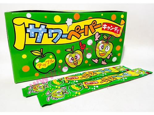 龍舌軟糖(蘋果) (1盒x36條)