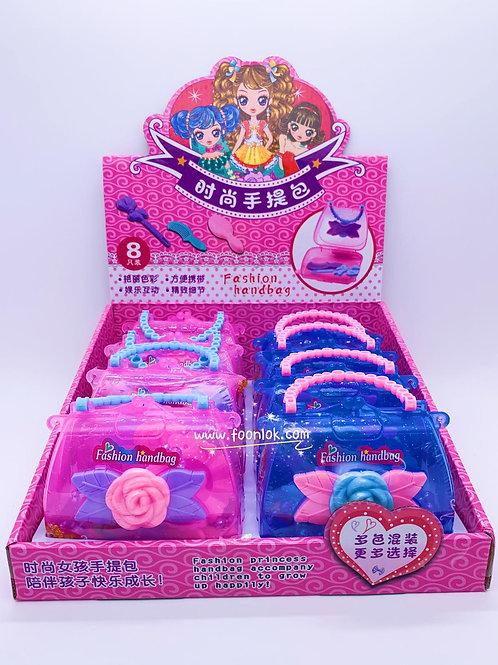 時尚手提包玩具 (1盒x8個)
