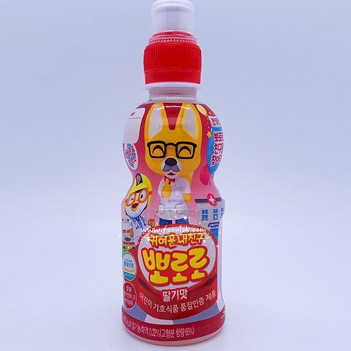 韓國PRR果汁(草莓味) 235mlx24支