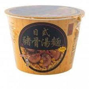 四洲湯碗麵(日式豬骨湯)(100gx12碗)