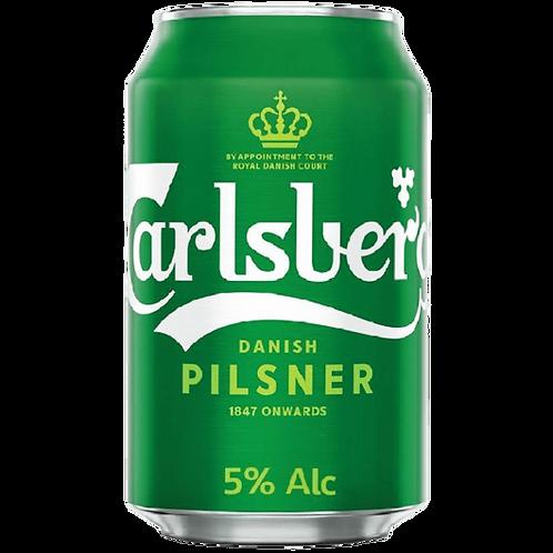 罐裝嘉士伯啤酒(330mlx24罐)