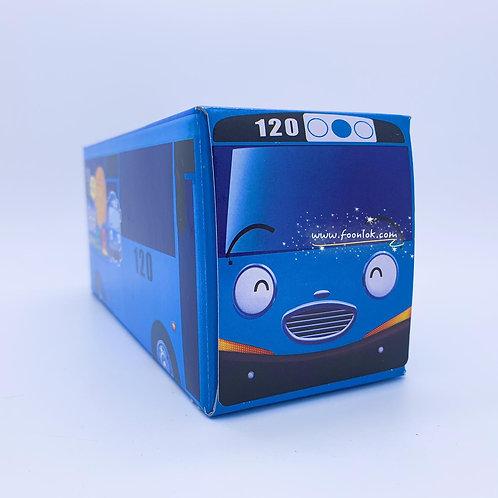 0海太Tayo小巴士餅乾 140g