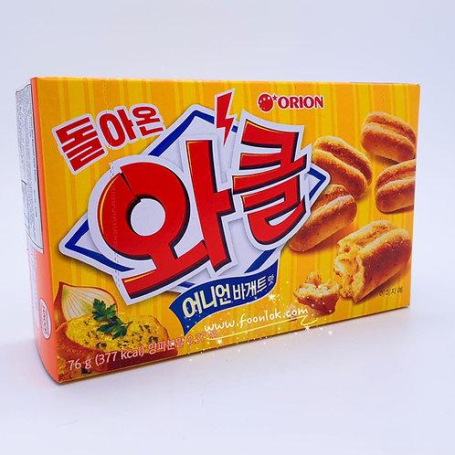 0Orion洋蔥蒜蓉法式面包 (76g)