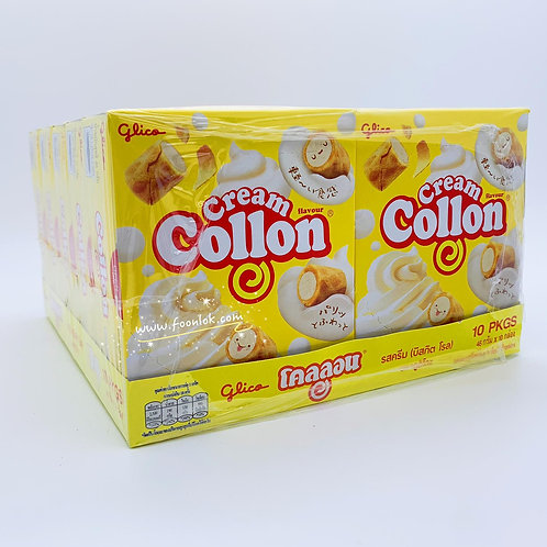 泰國固力果Collon卷(忌廉) 46gx10盒