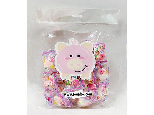 120g袋裝Piggy棉花糖