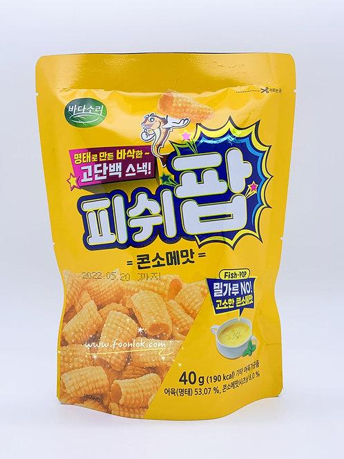 0BDSI鱈魚脆片(法式清湯)40g