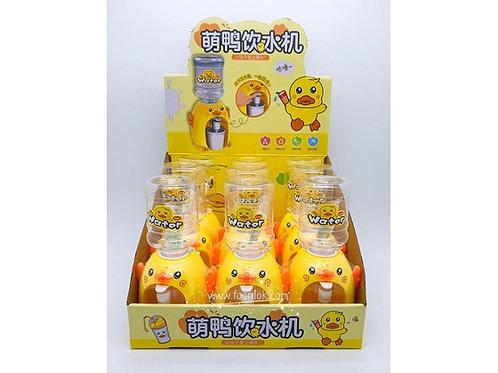 萌鴨飲水機玩具(1盒x9個)