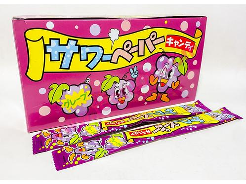 龍舌軟糖(提子味)  (1盒x36條)