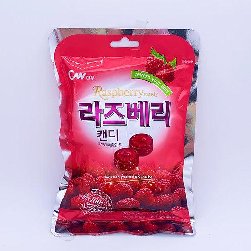 韓國CW紅莓糖 (100g)
