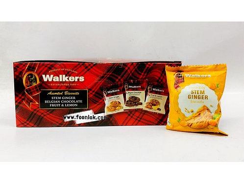 Walkers小包裝餅乾(薑餅) 25gx24包