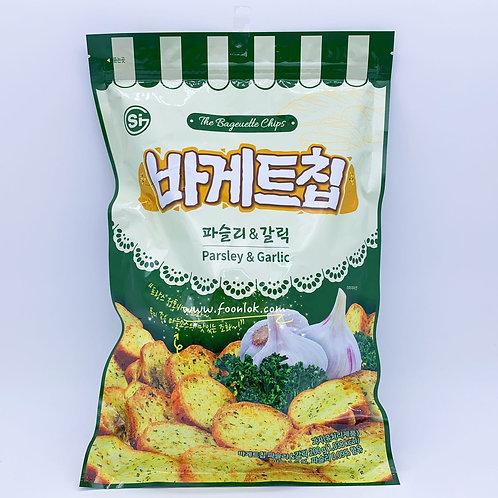 0韓國SI蒜蓉麵包脆片 (200g)