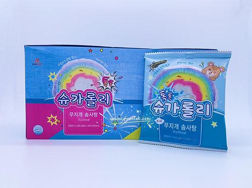 韓國彩虹爆炸棉花糖(13gx15包)