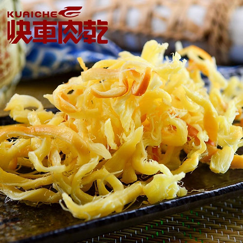 台灣*快車肉乾*乳酪絲 65g