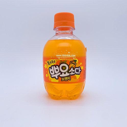 Lotte Puyo橙汁蘇打 (245mlx24支)