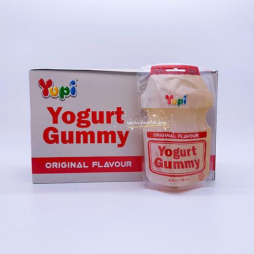 企袋Yupi 乳酸味橡皮糖(1盒x12包)