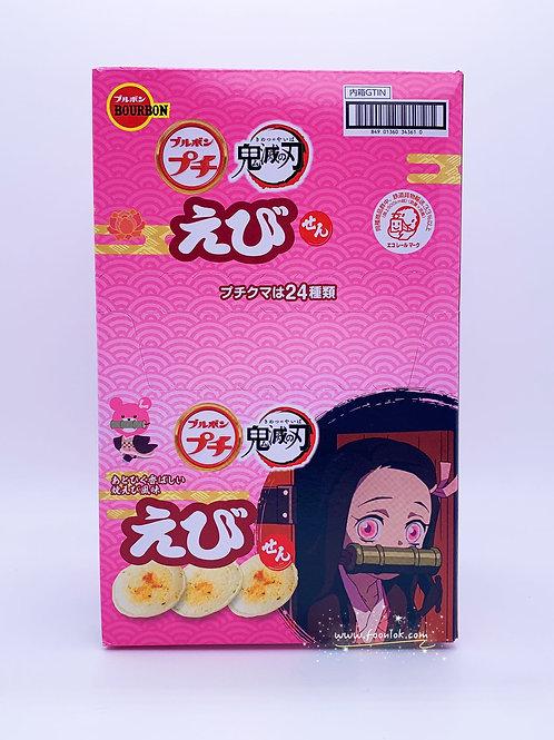 百邦迷你蝦餅(34361) 38gx10條