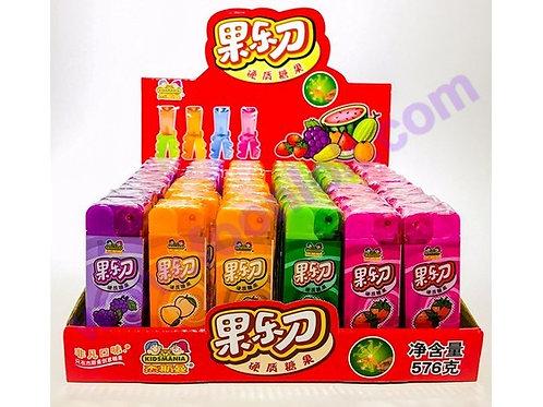果樂刀糖果(1盒x48裝)